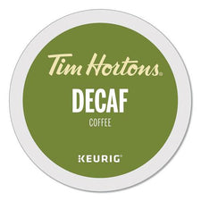 Tim Hortons Decaf K-cup Pods 24ct