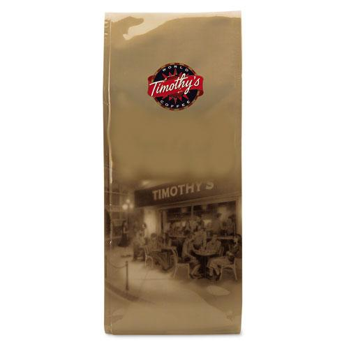 Timothy's Breakfast Blend Ground Coffee 10oz Bag