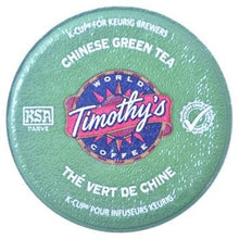 Timothys Coffee Chinese Green Tea K-Cup® Pods 24ct