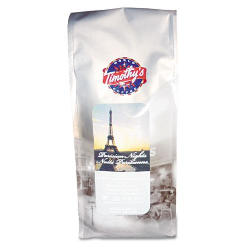 Timothy's Parisian Nights Ground Coffee 10oz Bag