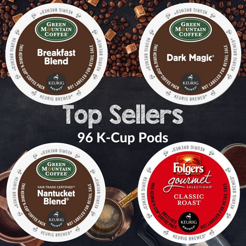 Top Seller K-Cup Coffee Value Pack