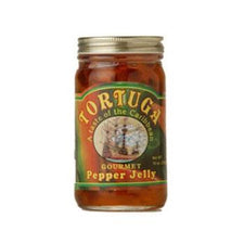 Tortuga Caribbean Gourmet Pepper Jelly 6 5oz Bottles