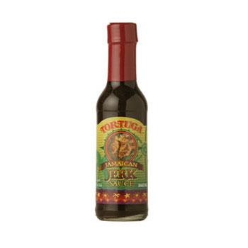 Tortuga Caribbean Jerk Sauce 5oz Bottle