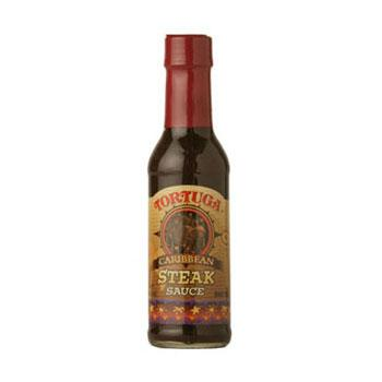 Tortuga Caribbean Steak Sauce 6 5oz Bottles