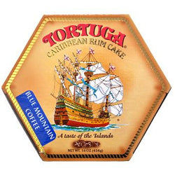 Tortuga Caribbean Blue Mountain Rum Cake 16oz