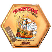 Tortuga Original Golden Walnut Rum Cake 16oz