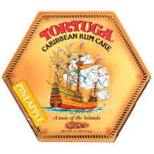 Tortuga Pineapple Rum Cake 33oz Back