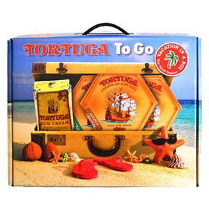Tortuga Rum Cakes Tortuga TO GO Vacation in a Box
