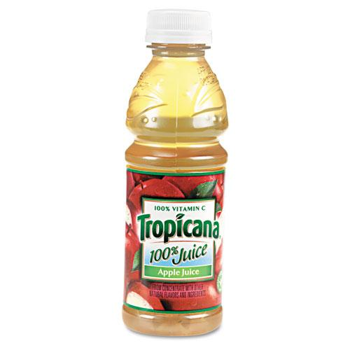 Tropicana Apple Juice 10oz Bottles 24ct Case Apple Juice