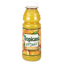 Tropicana Orange Juice 10oz Bottles 24ct Case