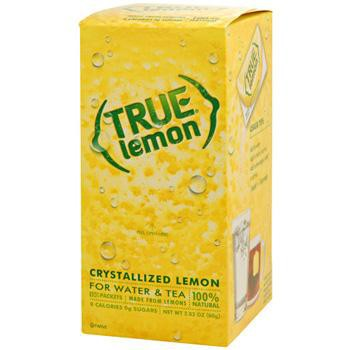 True Lemon Crystallized Lemon Substitute 100ct