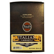 Tullys Coffee Italian Roast Coffee K-Cup® Pods 24ct