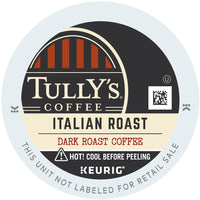 Tully's Italian Roast K-Cups 96ct Bold