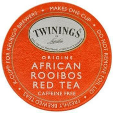 Twinings African Rooibos Red Tea K-Cups 24ct