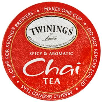 Twinings Chai Tea K-Cup® Pods 24ct