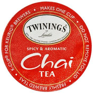 Twinings Chai Tea K-Cup® Pods 96ct