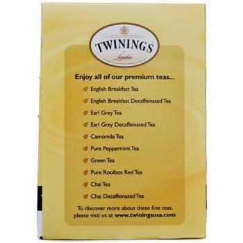Twinings Earl Grey Tea K-Cup® Pods 96ct