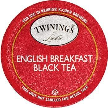Twinings English Breakfast Tea K-Cup® Pods 96ct