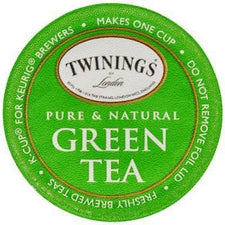 Twinings Green Tea K-Cups 24ct