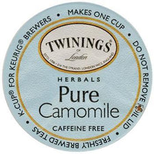 Twinings Pure Camomile Tea K-Cups 24ct