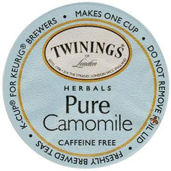 Twinings Pure Camomile Tea K-Cup® Pods 24ct