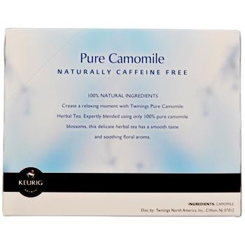 Twinings Pure Camomile Tea K-Cup® Pods 96ct