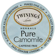Twinings Pure Camomile Tea K-Cups 96ct