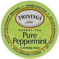 Twinings Pure Peppermint Tea K-Cups 24ct