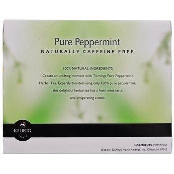 Twinings Pure Peppermint Tea K-Cup® Pods 96ct