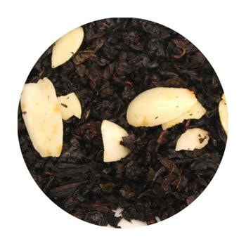 Uniq Teas Almond Loose Leaf Tea Grinds