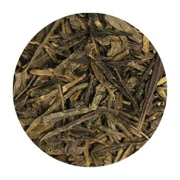 Uniq Teas Bancha Loose Leaf Tea Grinds