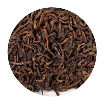 Uniq Teas Bold Leaf Pu-erh Loose Leaf Tea Grinds