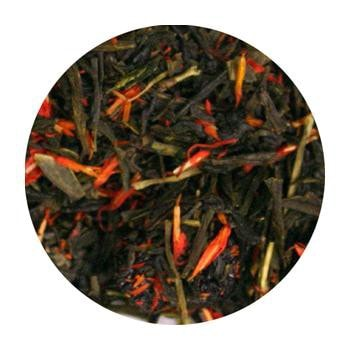Uniq Teas Cherry Sakura Loose Leaf Tea Grinds