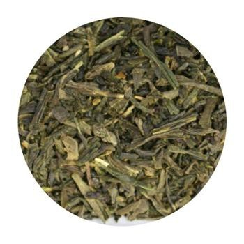 Uniq Teas Chinese Sencha Loose Leaf Tea Grinds