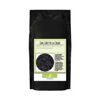 Uniq Teas Earl Grey de la Crème Loose Leaf Tea