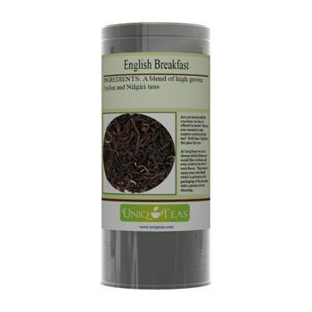 Uniq Teas English Breakfast Sachet Tin