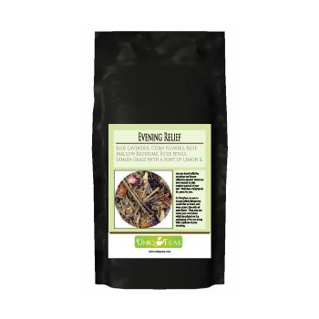Uniq Teas Evening Relief Tea Loose Leaf Tea
