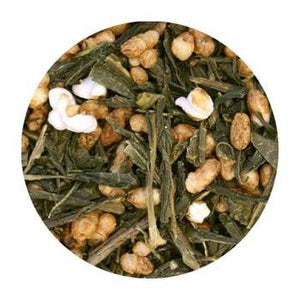 Uniq Teas Genmai-cha Loose Leaf Tea Grinds