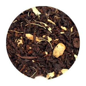 Uniq Teas Ginger Black Loose Leaf Tea Grinds