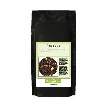 Uniq Teas Ginger Black Loose Leaf Tea