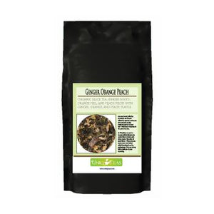 Uniq Teas Ginger Orange Peach Loose Leaf Tea