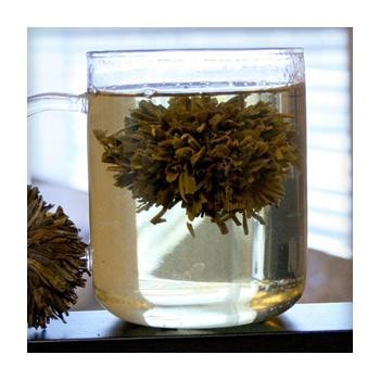 Uniq Teas Green Sea Anemone Loose Leaf Tea Grinds