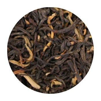 Uniq Teas Irish Breakfast Loose Leaf Tea Grinds