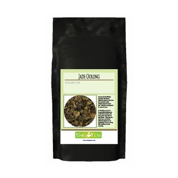 Uniq Teas Jade Oolong Loose Leaf Tea