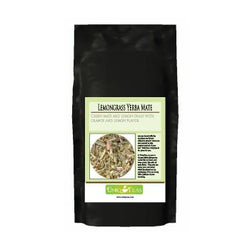 Uniq Teas Lemongrass Yerba Maté Loose Leaf Tea