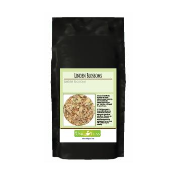 Uniq Teas Linden Blossoms Loose Leaf Tea