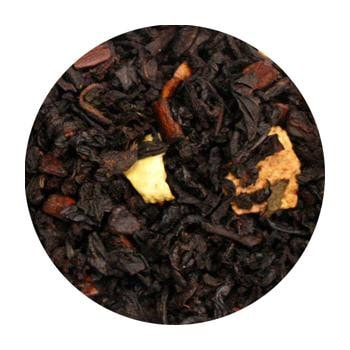Uniq Teas Orange Cinnamon Spice Loose Leaf Tea Grinds