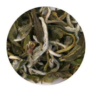 Uniq Teas Pai Mu Tan White Peony Loose Leaf Tea Grinds