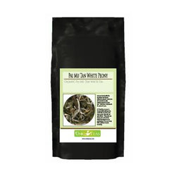 Uniq Teas Pai Mu Tan White Peony Loose Leaf Tea