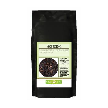 Uniq Teas Peach Oolong Loose Leaf Tea